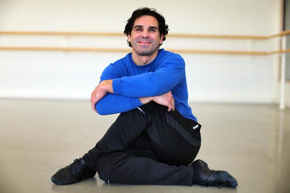 "Yanowsky has choreographed a number of pieces for Boston Ballet's informal ""Raw Dance"" evenings."