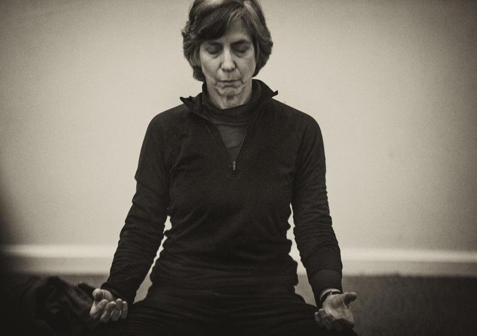 Desperate for respite, a writer gives meditation a go