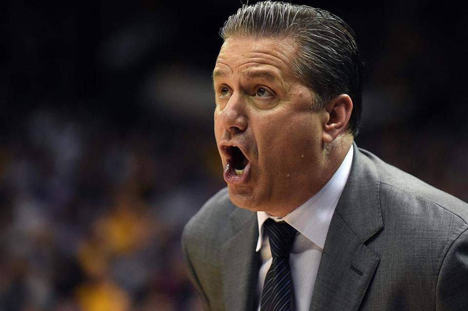 John Calipari was stripped of Final Four appearances with both UMass and Memphis because of NCAA violations.
