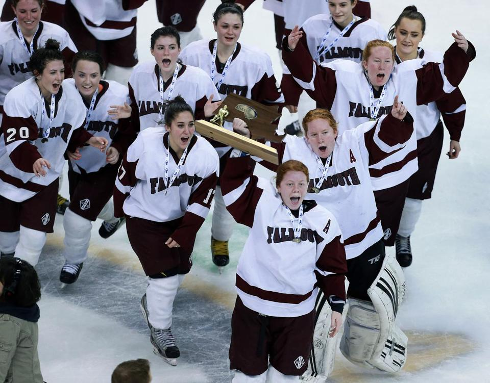 Falmouth took home the Division 2 championship.
