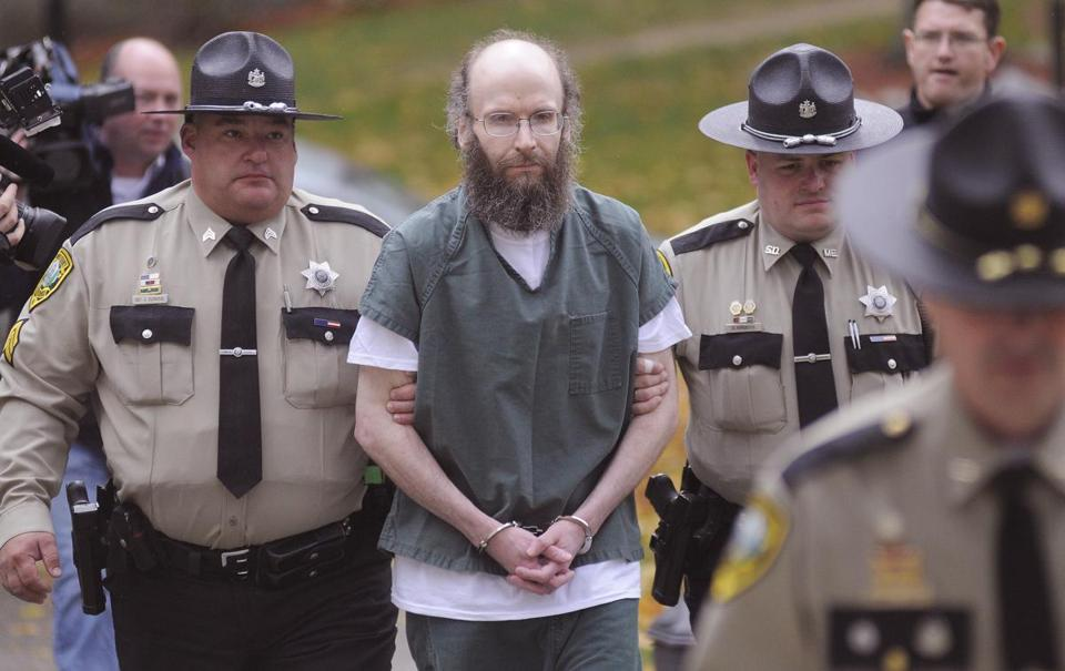 Christopher Knight stole food, clothing and camping gear from homes while living as the North Pond Hermit.