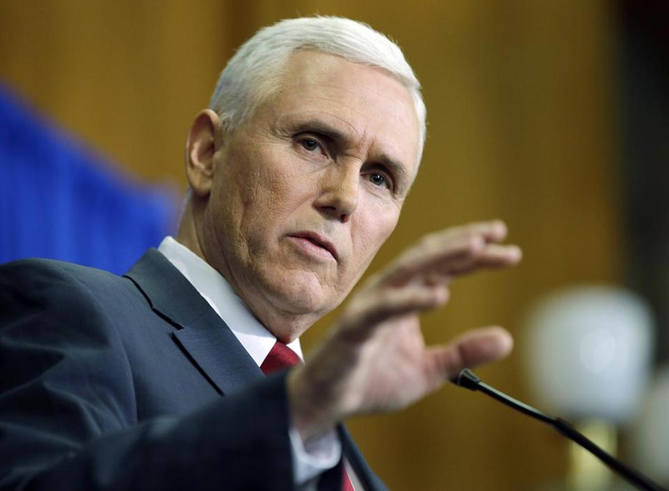 Indiana Governor Mike Pence quickly approved revisions to the state's new religious objections law after the House and Senate passed them.