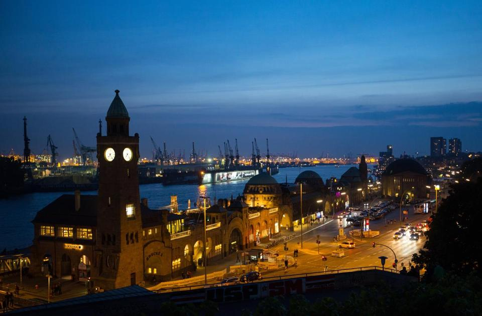 A recent poll by Germany's Olympic committee indicated that 64 percent of Hamburg residents support that city's drive for the 2024 Games.