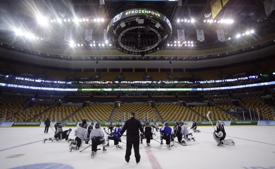 NCAA: BU And Providence Will Vie For Hockey Title