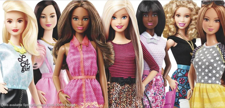 Mattel says in June Barbie have 23 new looks with different skin tones and hair colors. Mattel said it wants to make dolls that girls can better relate to.
