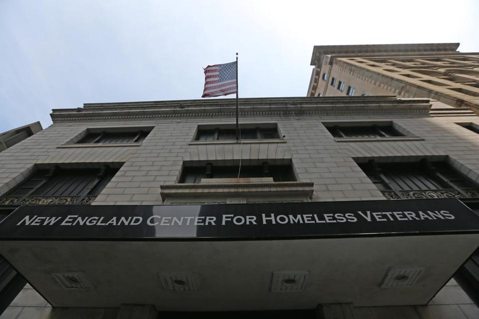 New England Center for Homeless Veterans assists more than 1,500 people annually, according to its president and chief executive, Andy McCawley.