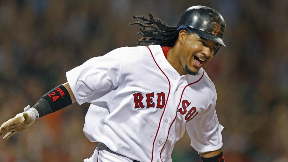 Manny Ramirez hit .312 for his career.