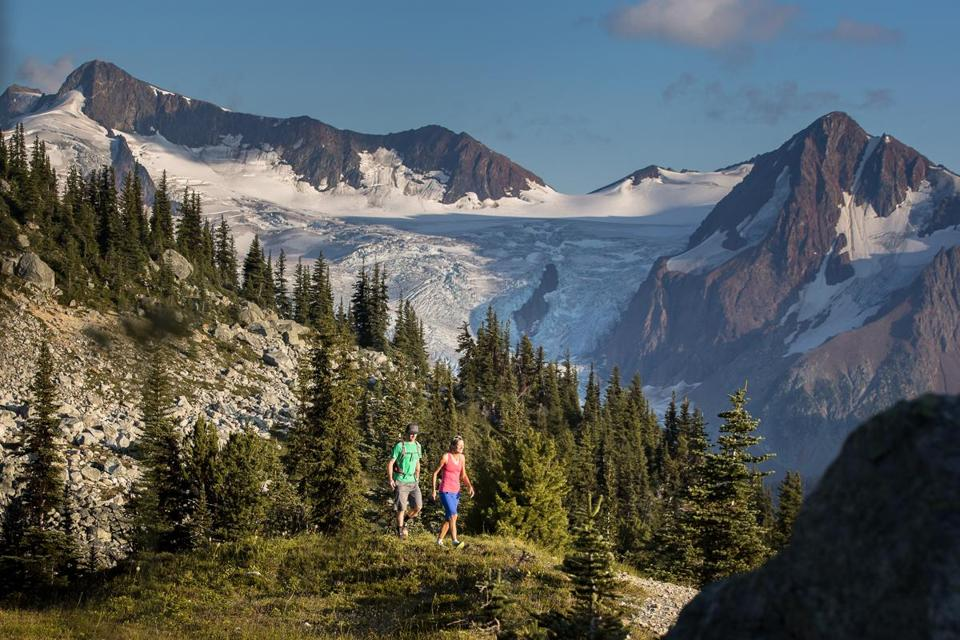 Track your personal best times and compete with others on several of Whistler Blackcomb's alpine trails.