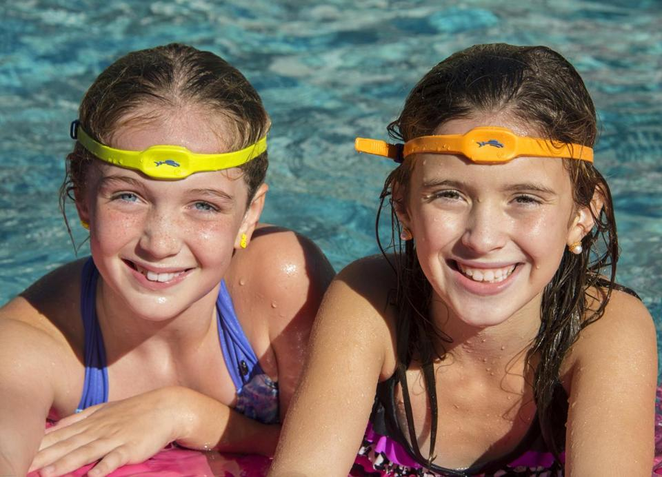 The iSwimband doesn't replace supervision, but may help prevent tragedy around water.