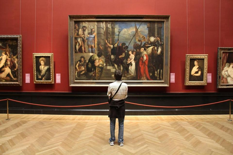 Museum visits can promote mindfulness