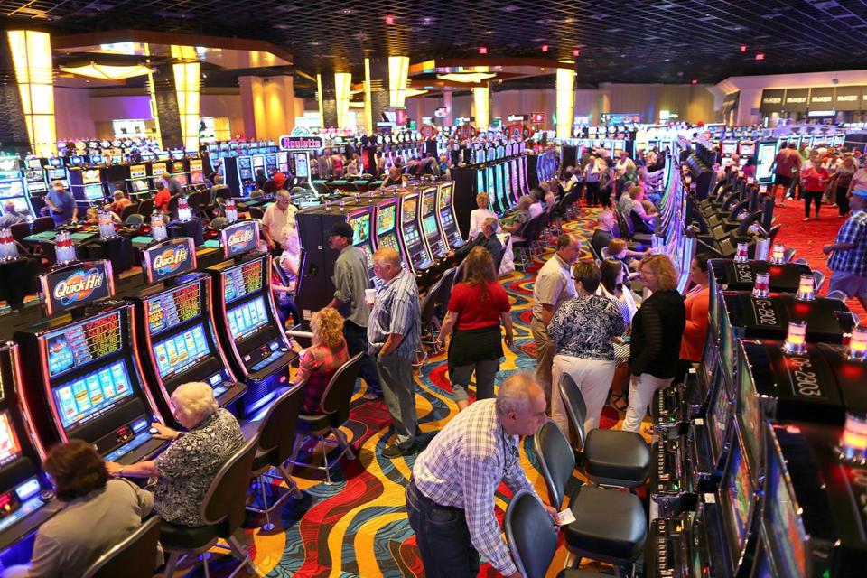 New Plainridge Casino On Track To Spend 5m With Local