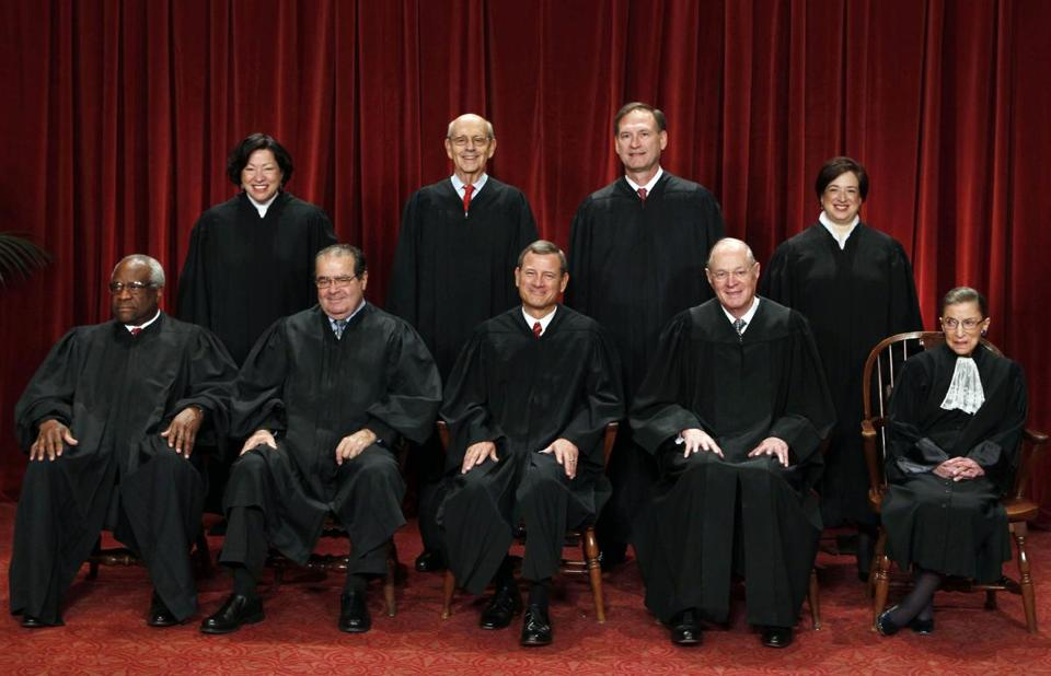 The Supreme Court justices have trumped voters' decisions in many cases.