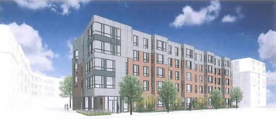 15camden   One Of Bostonu0027s Largest Landlords, The Hamilton Co., Is  Proposing A