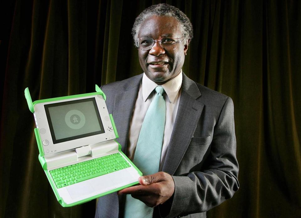 Professor Calestous Juma of Harvard.