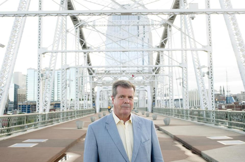 After two terms as Nashville's mayor, Karl Dean can cite a list of local successes, and a mass transit project stymied by national politics.