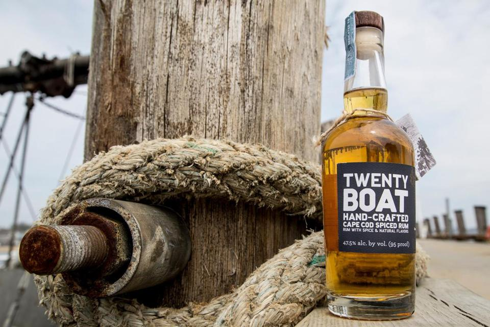 Truro Vineyards' South Hollow Spirits produces its own rum, and after a distillery visit, there are Truro's dunes to buoy anyone's spirits.