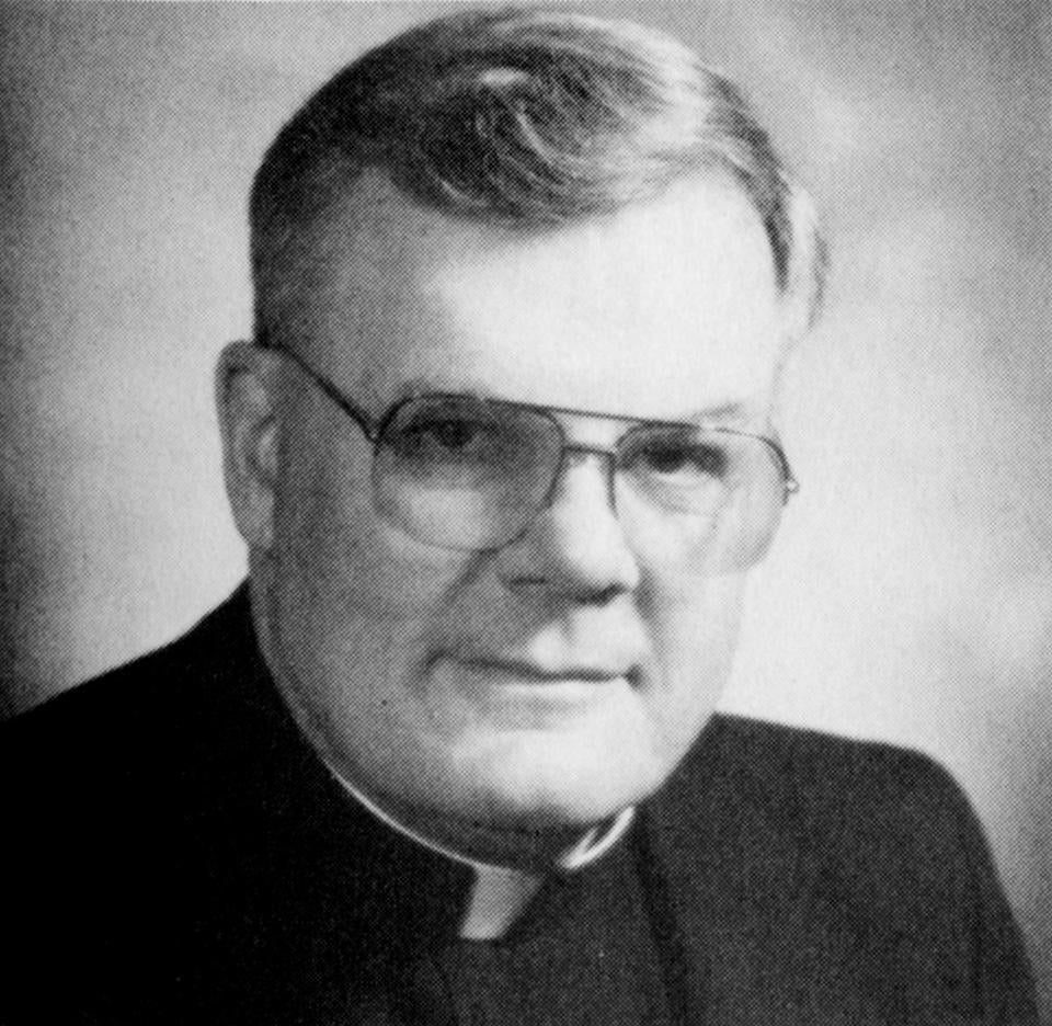 The Rev. Robert V. Gale was removed from the ministry in 1991.
