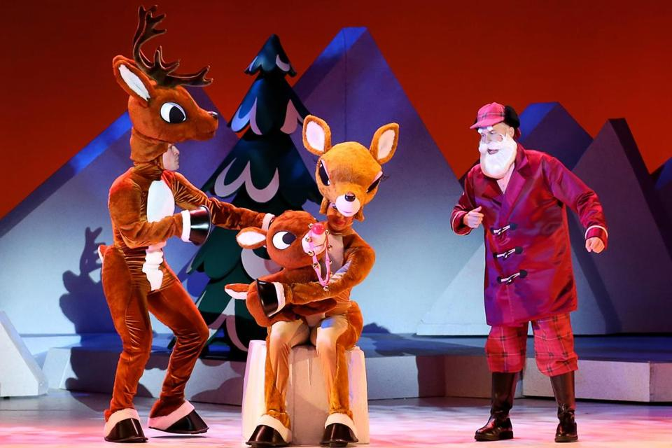 """Rudolph the Red-Nosed Reindeer: the Musical"" will be at Citi Shubert Theatre."