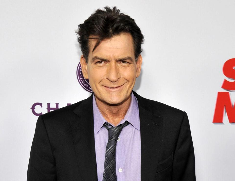 "Charlie Sheen will appear on NBC's ""Today"" show Tuesday and say that he's been diagnosed with HIV, according to People.com."