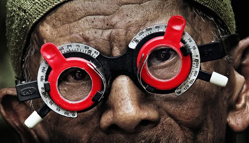 "Joshua Oppenheimer's ""The Look of Silence."""