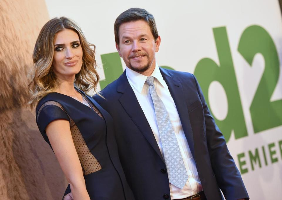 Mark Wahlberg and his wife Rhea Durham were big celebrity news in Boston in 2015.