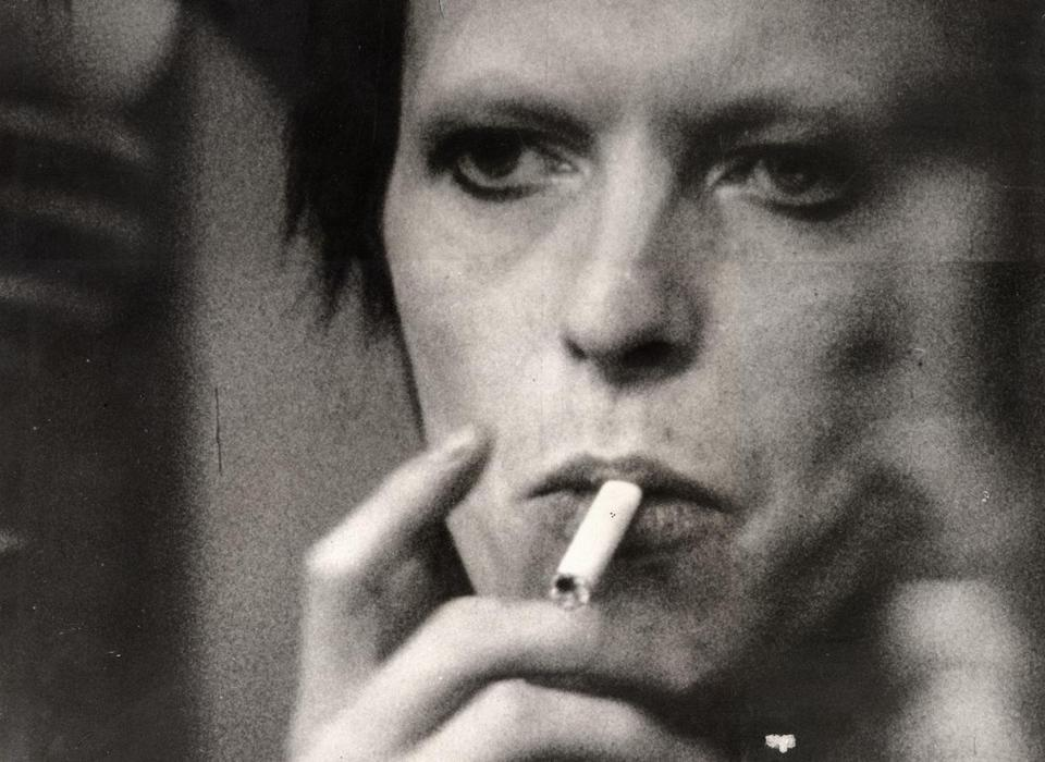 """Ziggy Stardust and the Spiders From Mars"" documents David Bowie's last performance in 1973 as Ziggy."