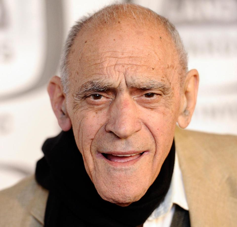 "Mr. Vigoda appeared in ""The Godfather"" and on TV's ""Barney Miller."""