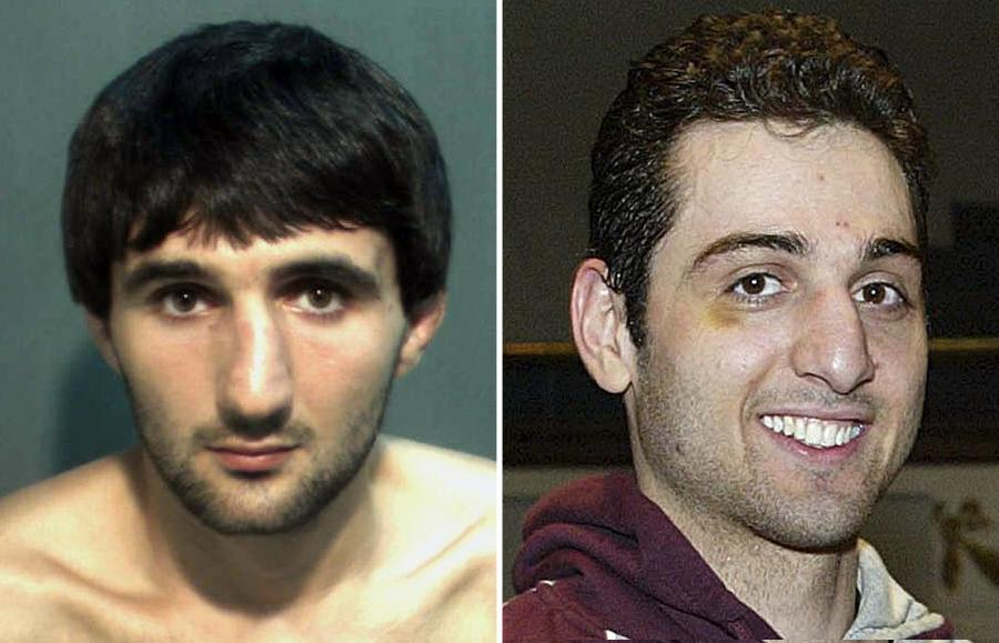 Ibragim Todashev (left) and Tamerlan Tsarnaev are the subjects of recently-released Homeland Security files.