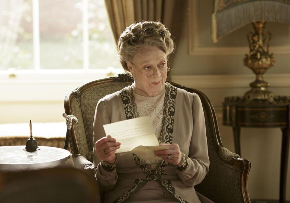 Maggie Smith is on a long list of returning cast members.