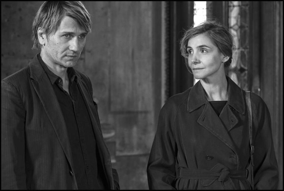 "Stanislas Merhar and Clotilde Courau star in ""In the Shadow of Women.''"