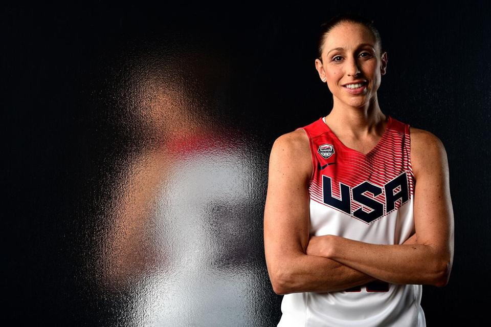 Diana Taurasi is now the WNBA's all-time leading scorer.
