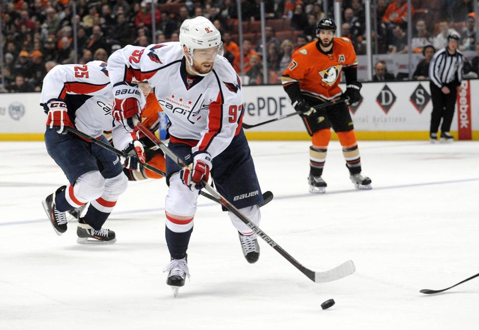 Evgeny Kuznetsov is signed at $3 million annually through 2017.