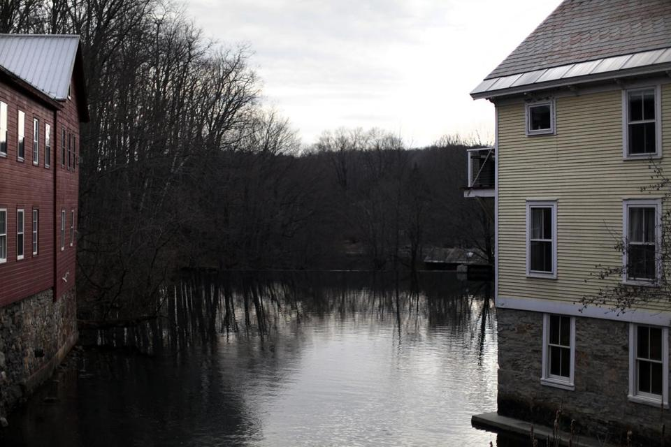 A scene in North Bennington, Vt., March 8, 2016. The town is the latest in a growing list of Northeastern communities enduring problems with their water supply, in this case after private wells near a closed ChemFab plant tested positive for an industrial chemical known as PFOA, which is linked to cancer, thyroid disease and serious complications during pregnancy. (Nathaniel Brooks/The New York Times)