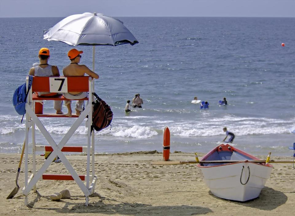 Misquamicut State Beach in Westerly, R.I., made Family Vacation Critic's list of the top 10 beaches in the United States.