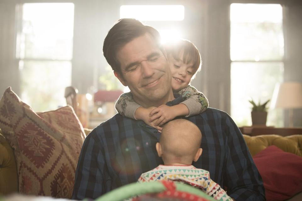 "Rob Delaney in ""Catastrophe."""