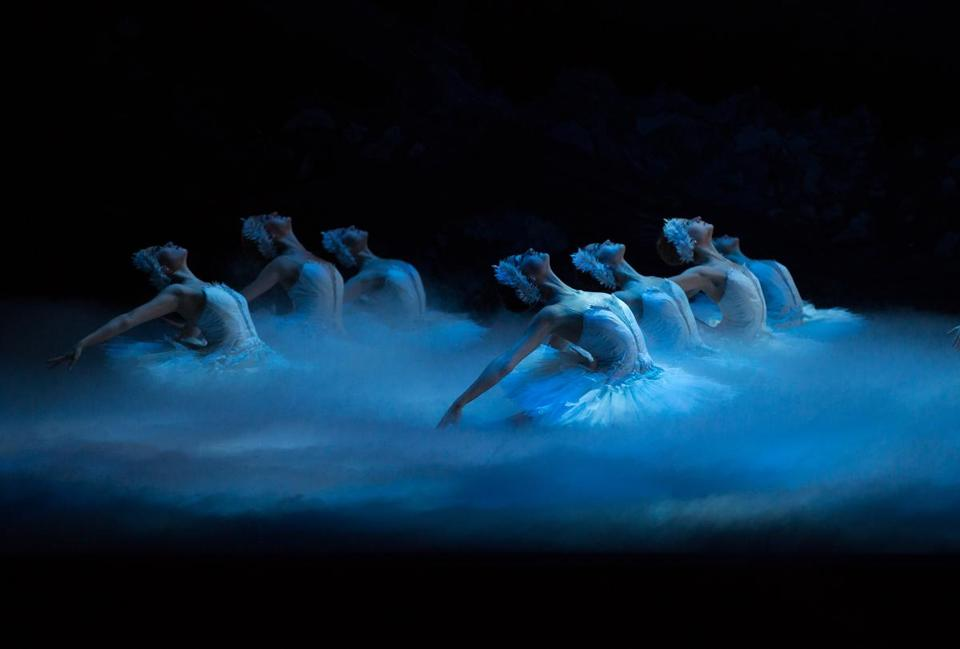 "Boston Ballet presents ""Swan Lake"" April 29-May 26."
