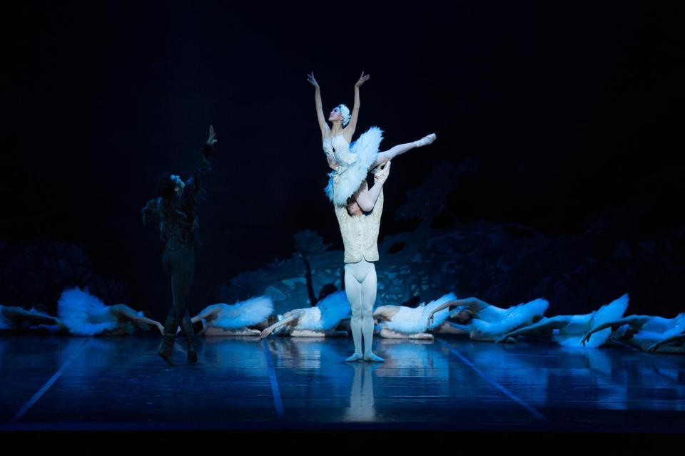 "Boston Ballet's ""Swan Lake."""