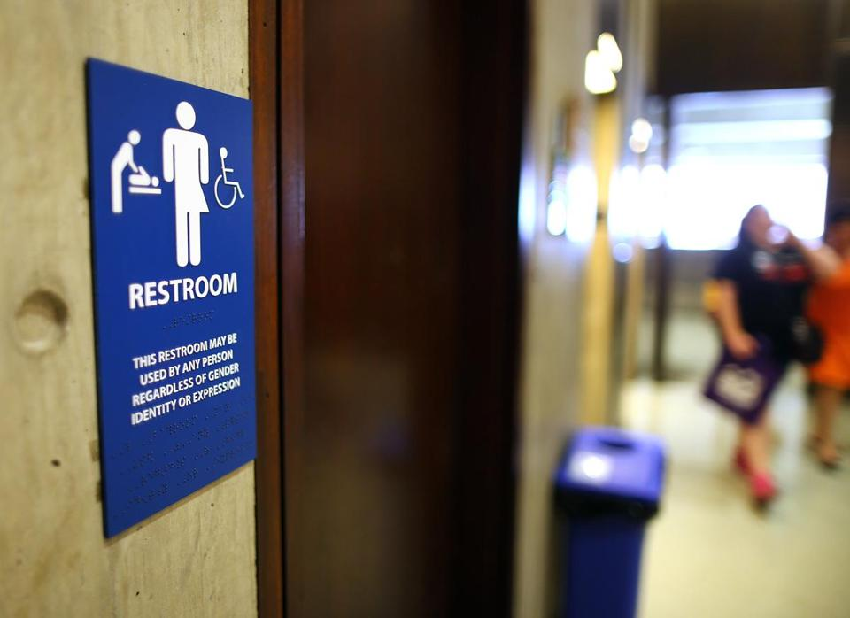 What Should Restroom Signs Say The Answers Are Not Simple