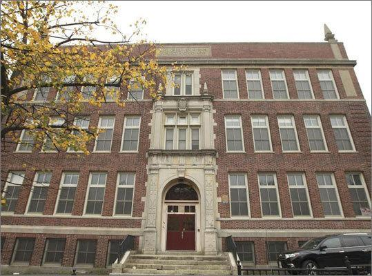 A developer had planned to convert the shuttered Gate of Heaven School in South Boston into 26 condominiums.