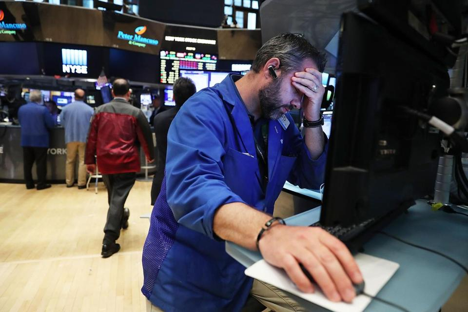 US stocks plunged at Friday's open after the Brexit vote, which has roiled markets worldwide.