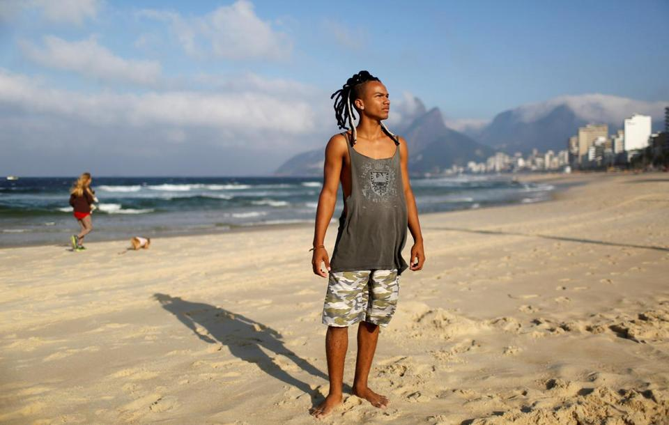 Rio locals reflect on upcoming Olympics