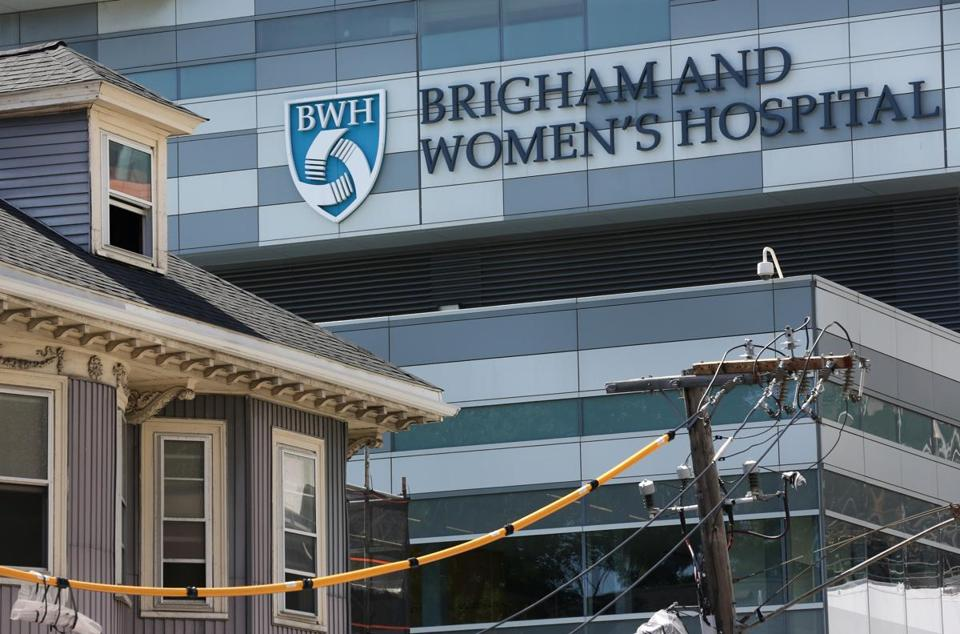 A Brigham spokeswoman said that Cheryl Wang did not interact with patients.