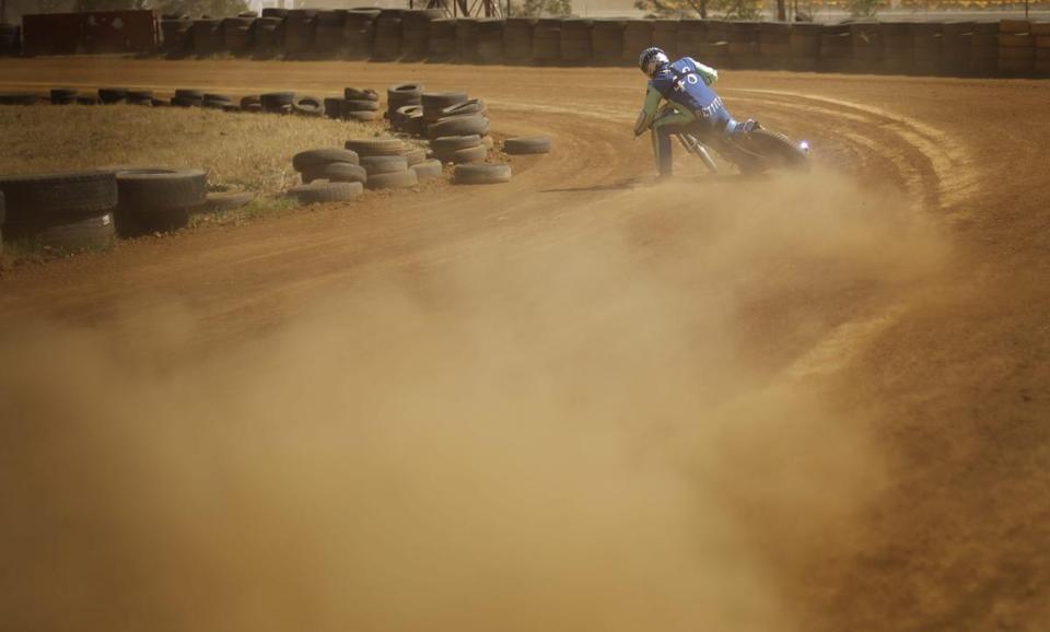 South Africa motorbike racing