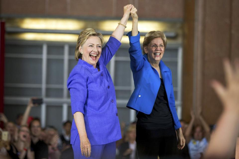 Before securing the endorsement of US Senator Elizabeth Warren, Hillary Clinton's campaign feared Warren would endorse primary rival Bernie Sanders, according to leaked e-mails released on Monday.
