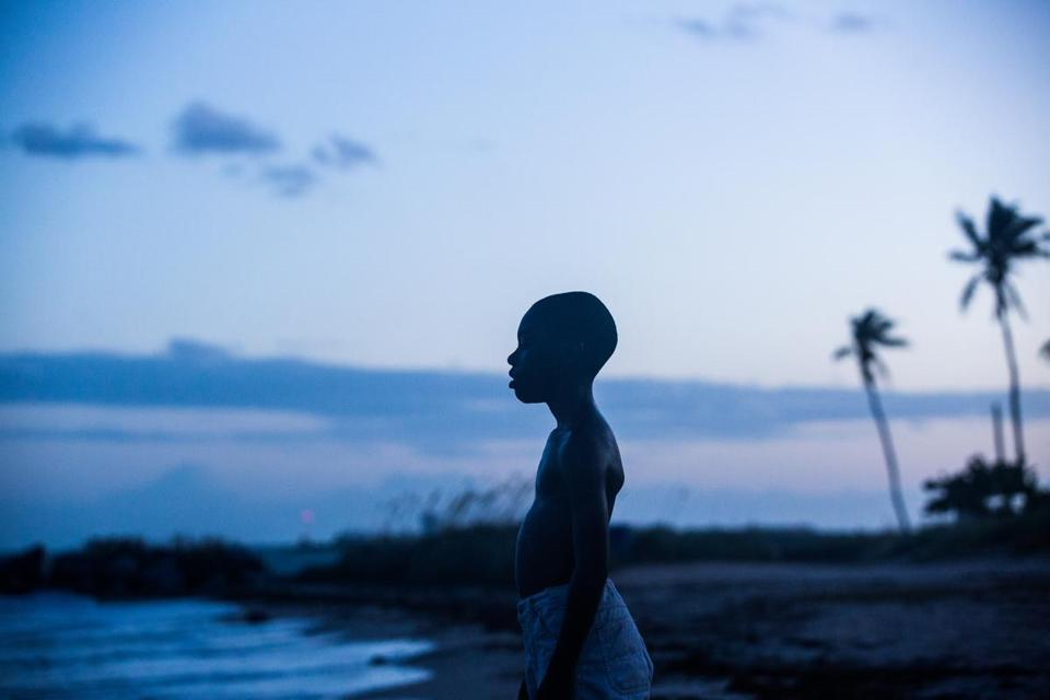 "Alex Hibbert in ""Moonlight."""