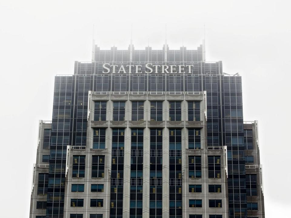 State Street Corp. is expected to release an earnings report on Wednesday.