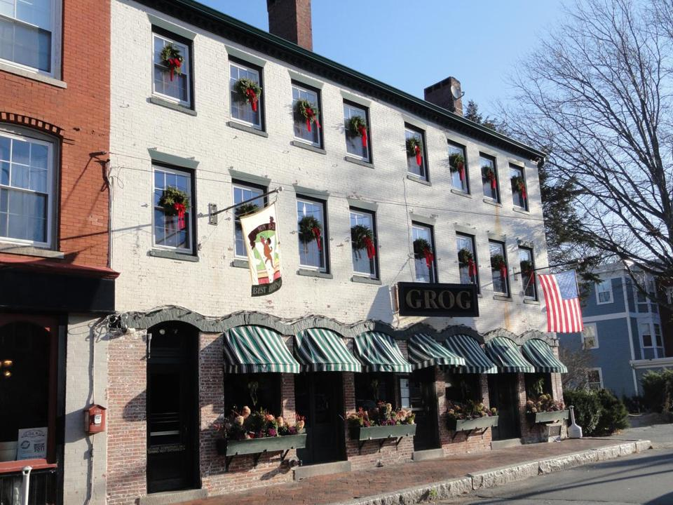 "The Grog in Newburyport was tied for second on the state's ""place of last drink"" list."