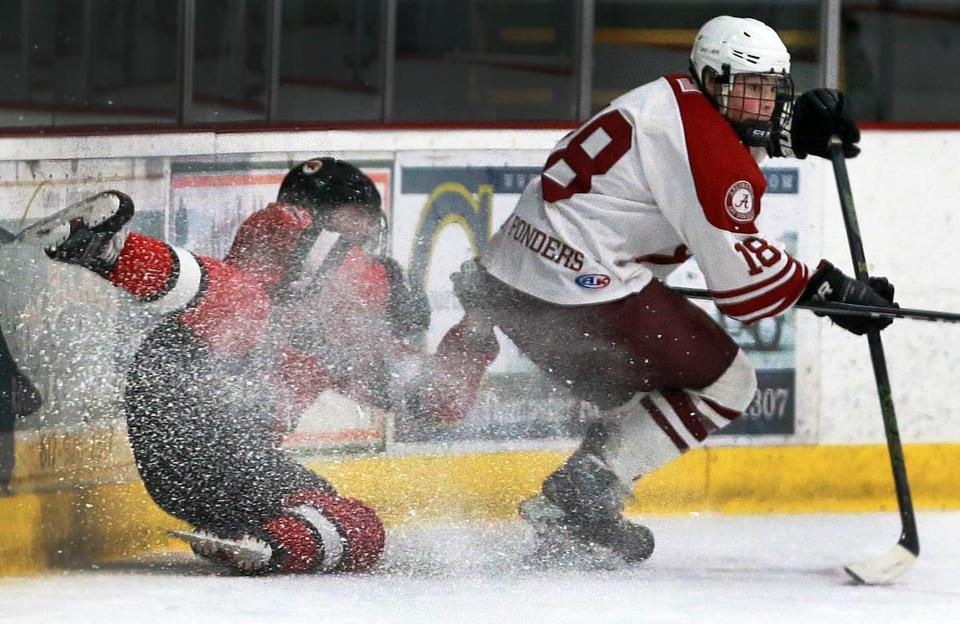 MA H.S.: Going Public In The Super 8 Hockey Conversation