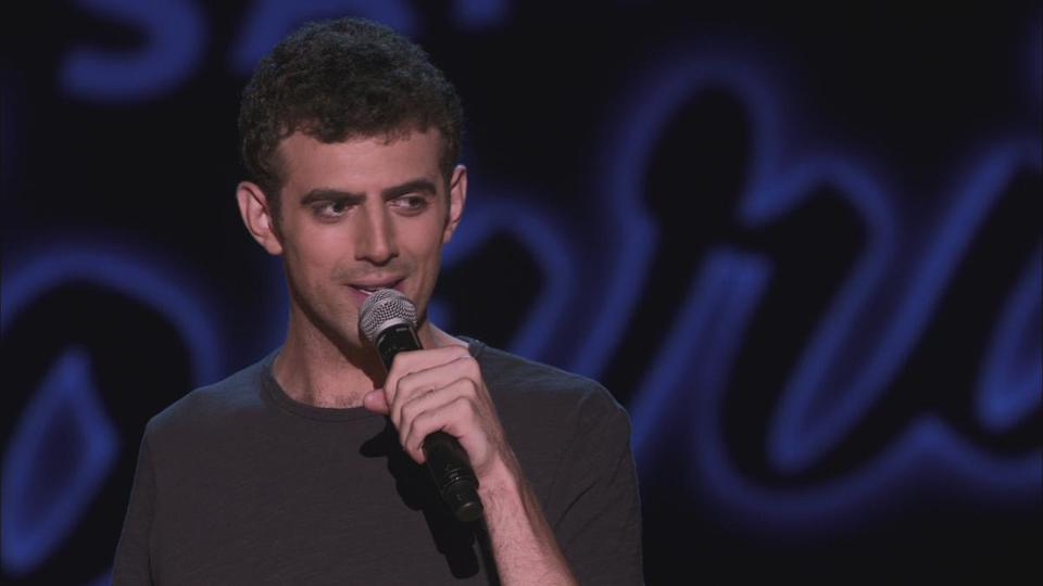 Sam Morril will perform two shows at Laugh Boston on New Year's Eve.