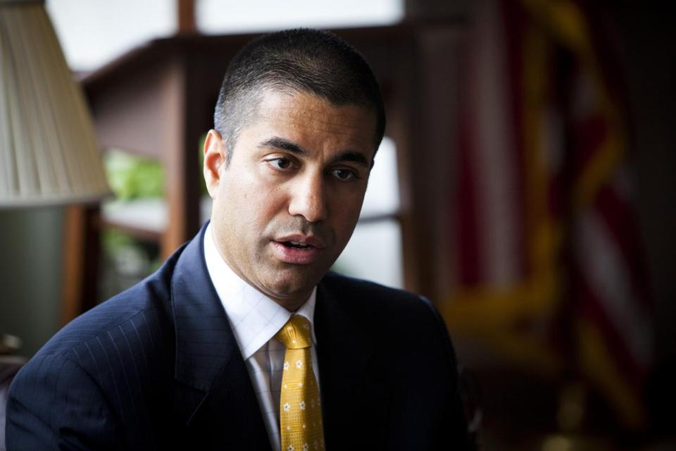 Ajit Pai, the new chairman of the FCC, has riled Internet activists who fear he'll seek to reverse the agency's Net neutrality rules.